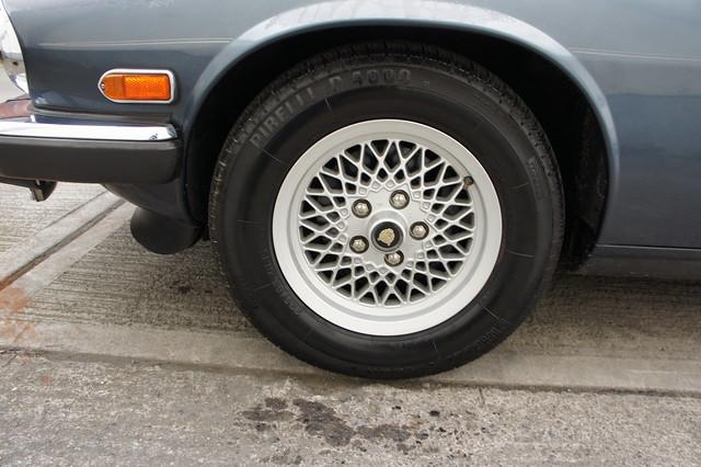 LH front wheel