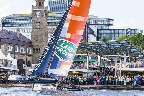 2015-05-08 Land Rover Extreme Sailings Series - Hamburg Port Anniversary (_MG_7744)