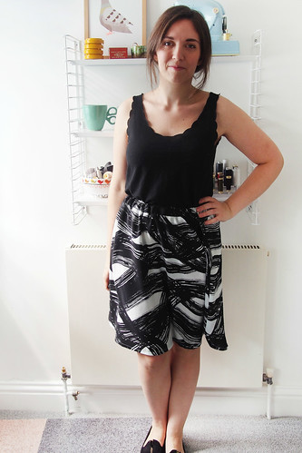 Ilsley skirt | by What Katie Does