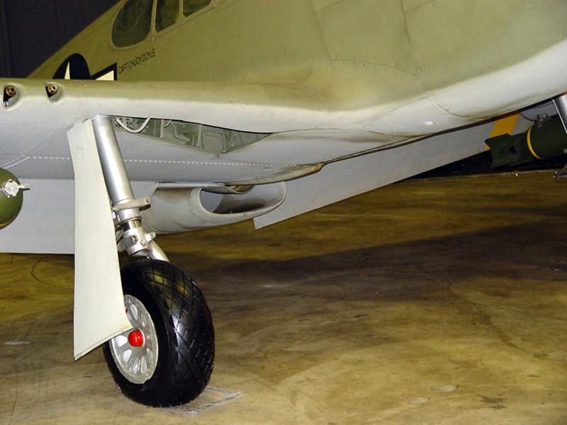 北アメリカのA-36A Apache4