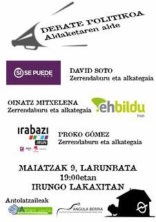 debate24M | by Angula Berria