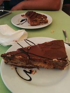 Las Palmas de Gran Canaria   La Oliva Restaurante   Tarta de chocolate   by moverelbigote