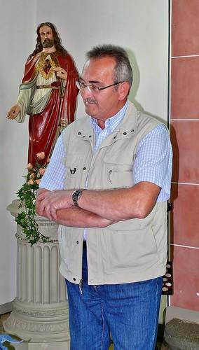27.5.2015 Fotobuchübergabe in Kapelle D'bach