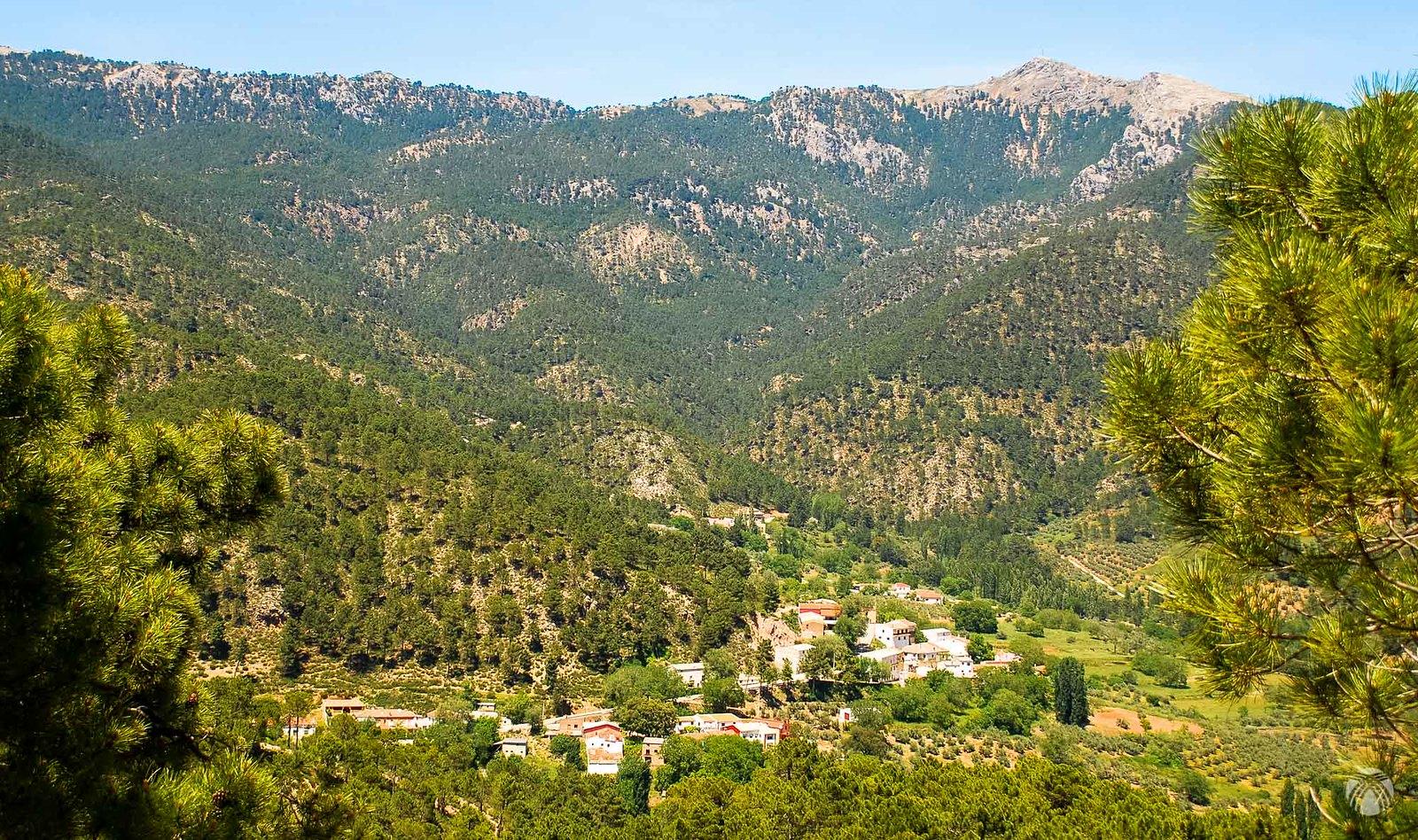 La aldea del Bellotar