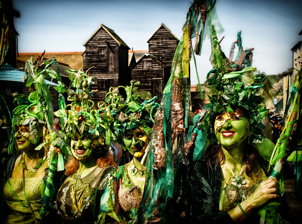Jack in the Green Festival Hastings | The Hastings Jack-in-t… | Flickr