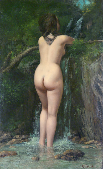 Gustave Courbet  - The Source [1862]
