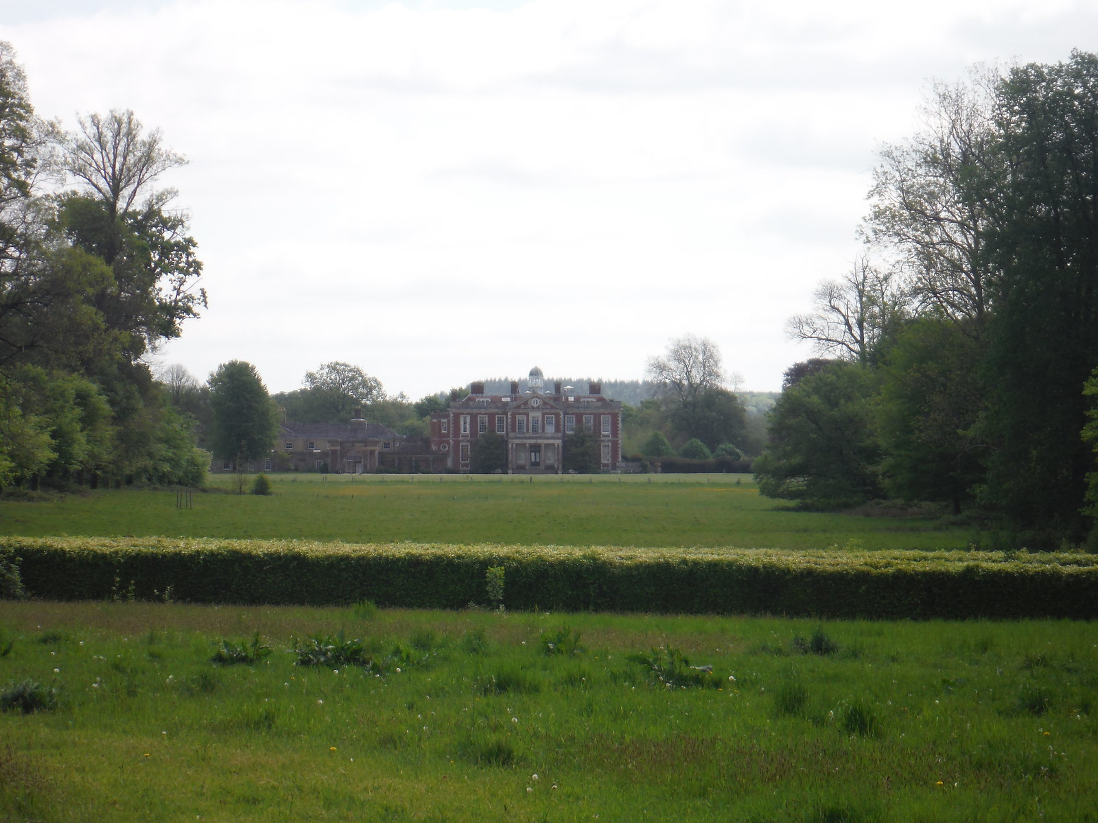 Stansted House SWC Walk Rowlands Castle Circular