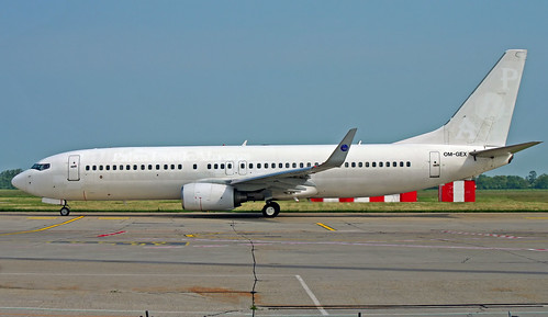 OM-GEX AirExplore Boeing 737-8AS(WL) | by airliners.sk, o.z.