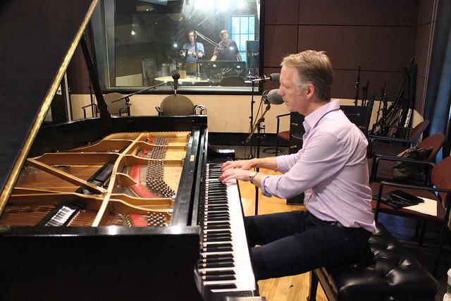 Horowitz Piano Residency - Chad Lawson