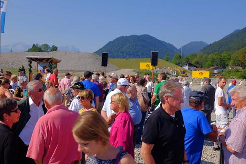 Westumfahrung Oberau: Spatenstich am 1. September 2015 | by Oberau-Online