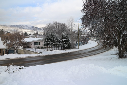 street winter mountain snow canada tree landscape hill scenic foliage townscape vernonbc okanaganbc