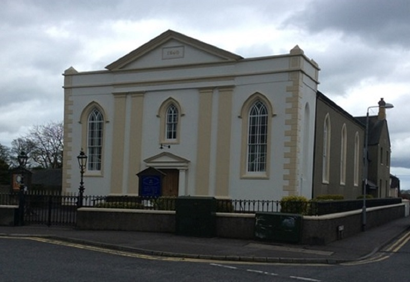County Down, KILLYLEAGH, Second Killyleagh Presbyterian Church
