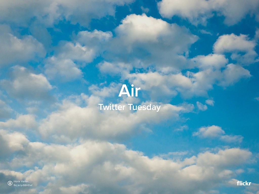 Twitter Tuesday: Air