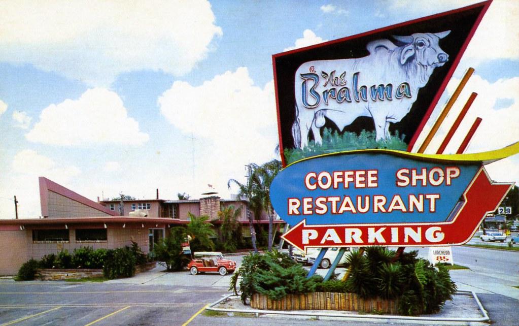 Brahma Restaurant And Cocktail Lounge Ocala Fl William