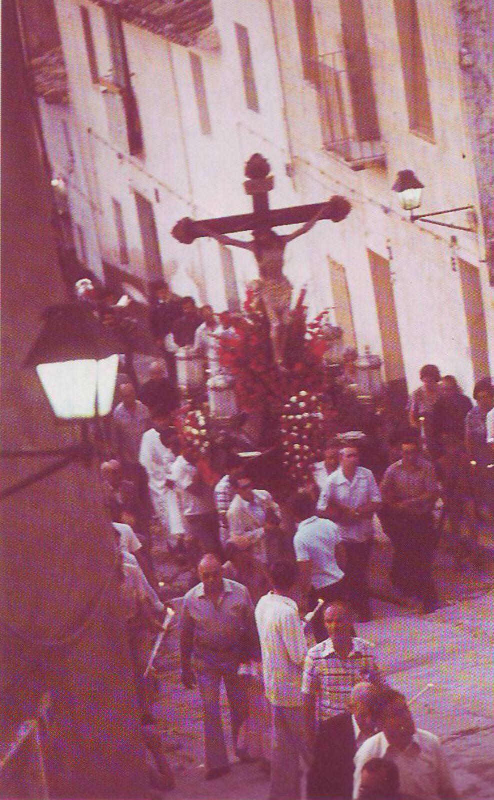 (Año 1980) - ElCristo - Fotografias Historicas - (01)