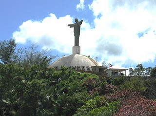 Statue of Christ the Redeemer, Pico Isabel de Torres