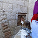 Jeruzalém, Via Dolorosa a otisk Ježíšovy ruky, foto: Luděk Wellner