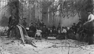 First Nations community mambers of northern British Columbia / Membres des Premières Nations du nord de la Colombie-Britannique