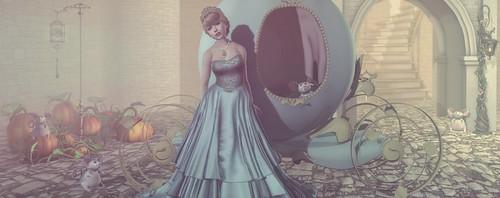 Enchantment Presents Cinderella | by Gia Swizzle