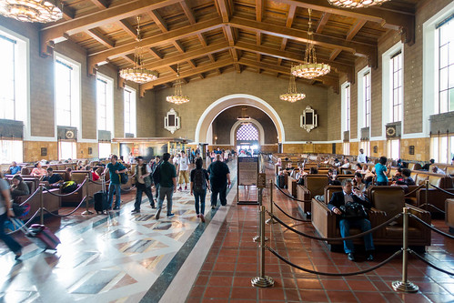 Union Station Waiting Room | by danlmarmot