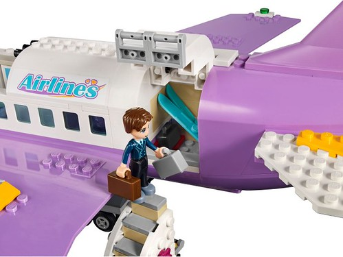 LEGO Friends 41109 - Heartlake City Airport | by www.giocovisione.com