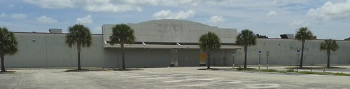 old abandoned retail store closed florida empty former kmart palmbay brevardcounty