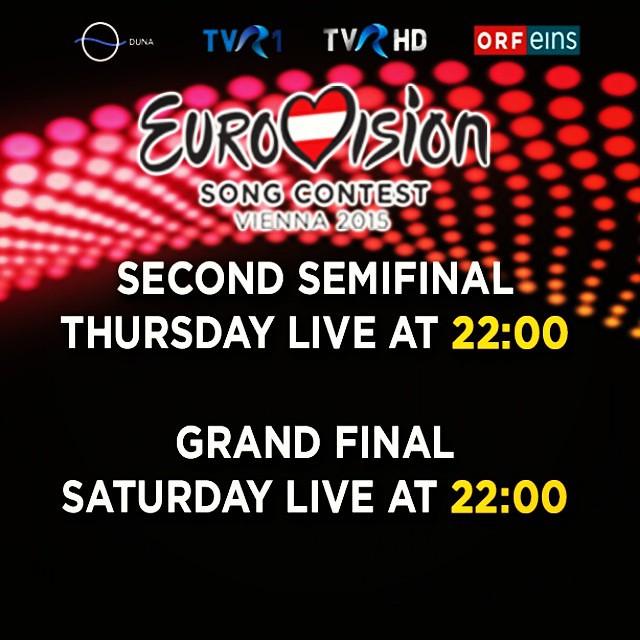 Eurovision #Eurovision2015 #EurovisionSongContest #Eurovi
