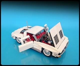 Corvette Stingray Split window | by Firas Abu-Jaber