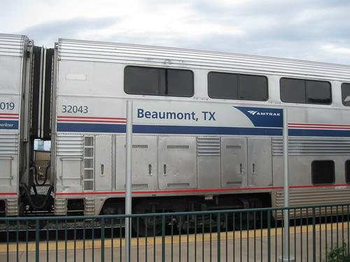 station train texas amtrak beaumont sunsetlimited kummerle