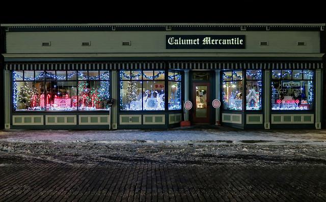 A Mercantile Christmas