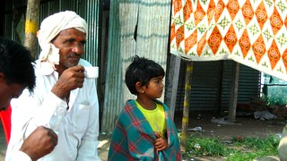 Uncle sipping Chai | by wanderingjatin