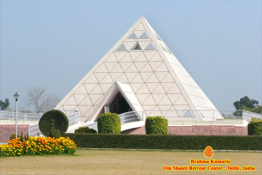 Pyramid Meditation Centre in Delhi