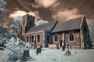 Church of St Andrew, Toft, Cambridgeshire | by Brokentaco