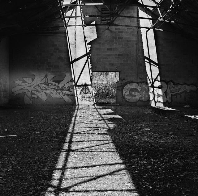 Derelict Gymnasium