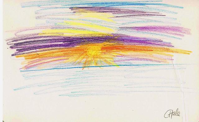 Sunset Sketch 2