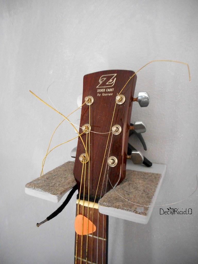 Appendi chitarra fai da te 2 daniela spiriti flickr for Appendi borse fai da te