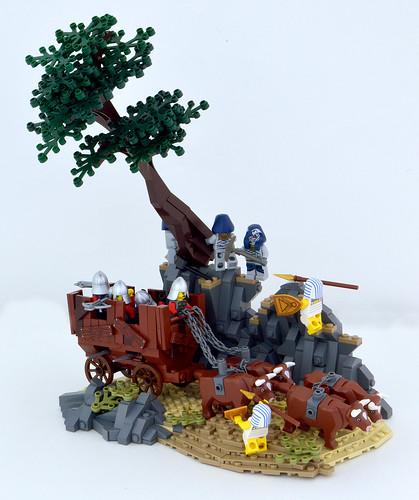 A treacherous road
