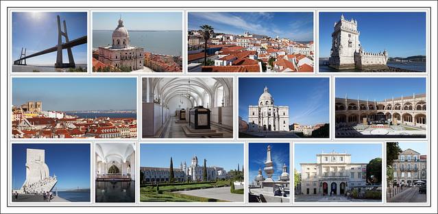 Lisbonne - Lisboa - Lisbon