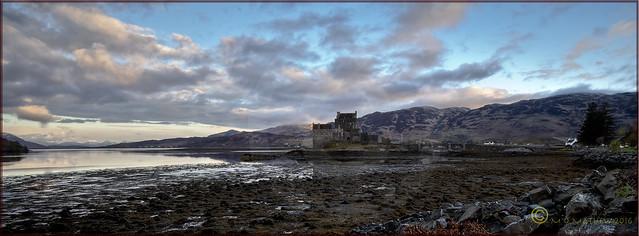 Eileen Donan Castle...