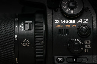 Konica-Minolta DiMAGE A2 | by Matt H. Imaging
