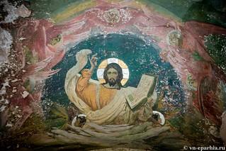 Литургия в Ильинском соборе 287