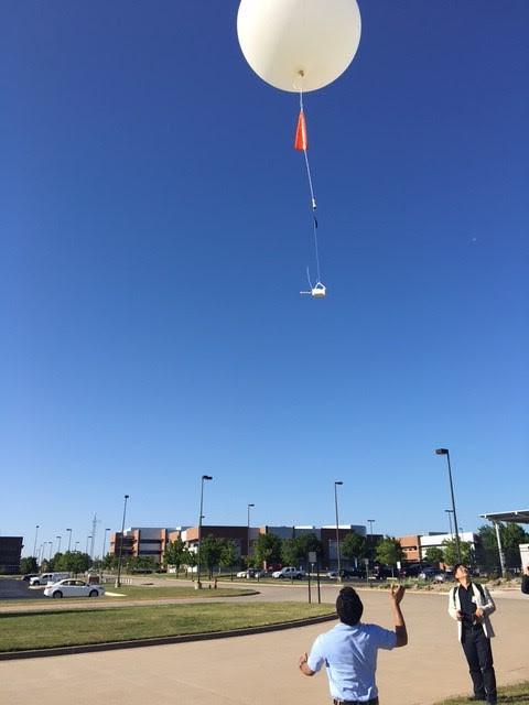 Weather Balloon Deployment