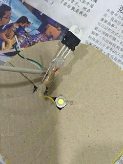 One Watt LED Night Light | by szehau