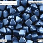 PRECIOSA Pyramids - 111 01 336 - 02010/25042 - Navy Blue