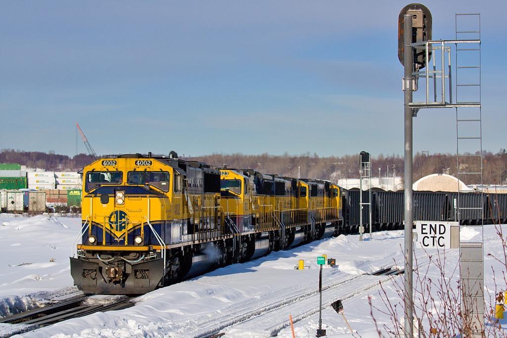 ARR 4002 Anchorage 16 Mar 12