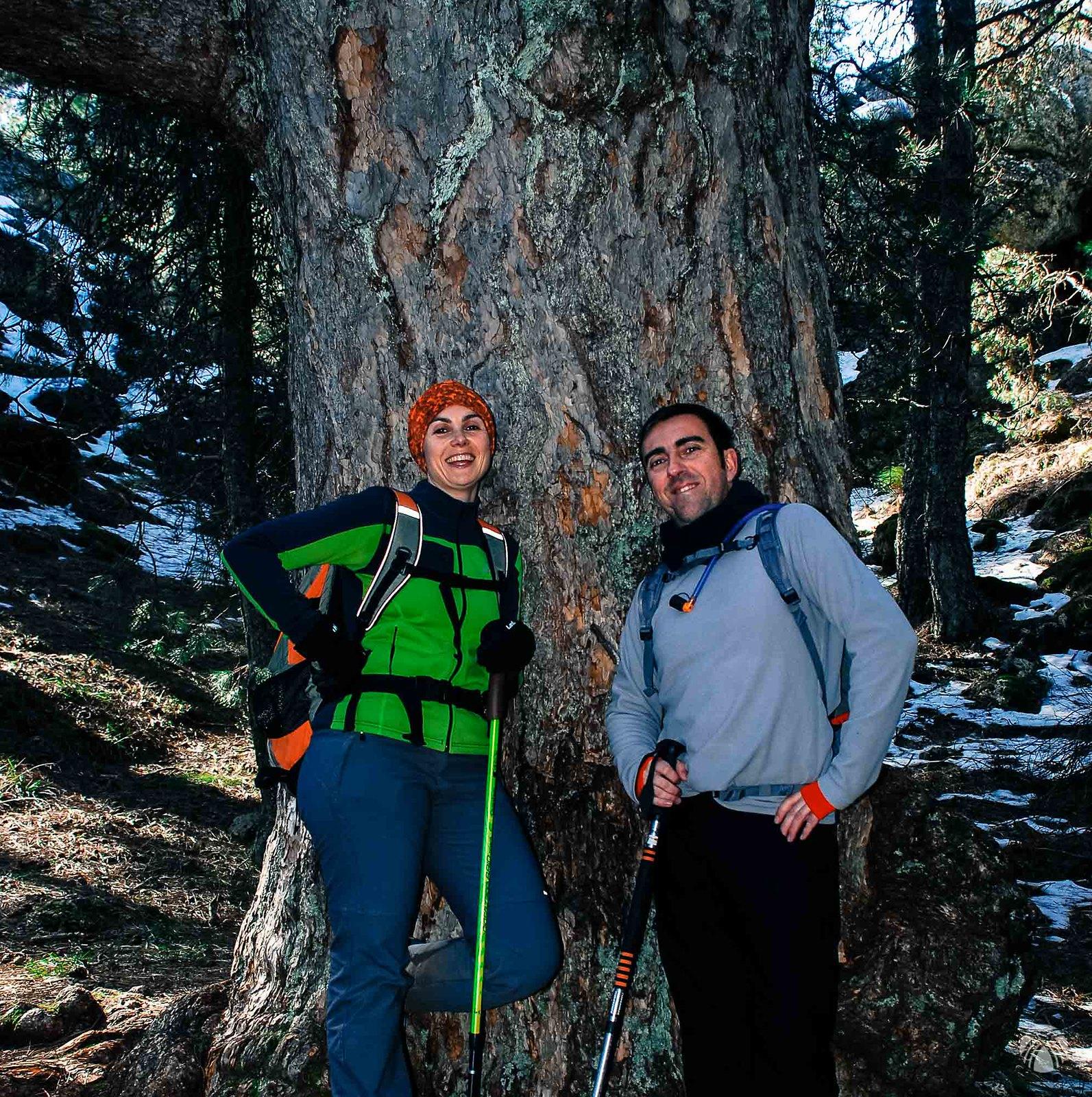 Lourdes y Joaquín