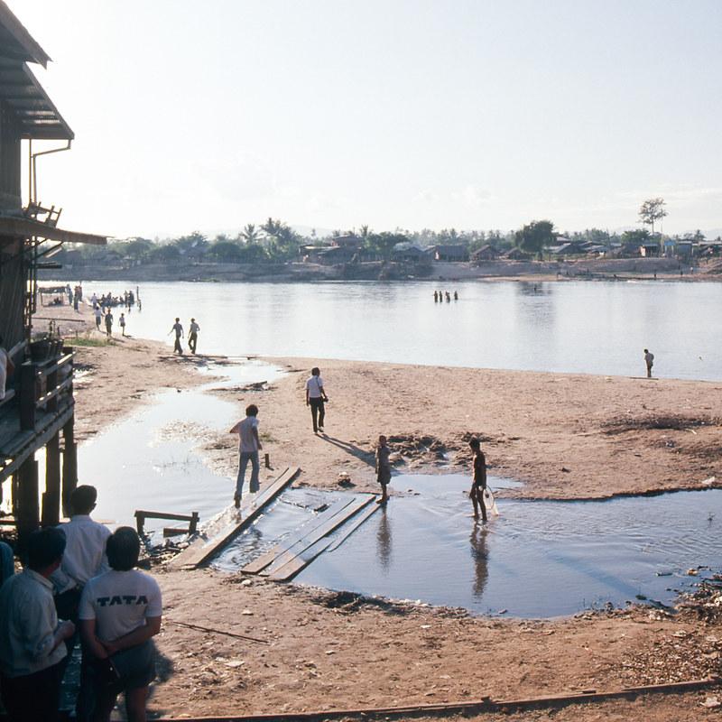 Mae Sot, Thailand - 1978