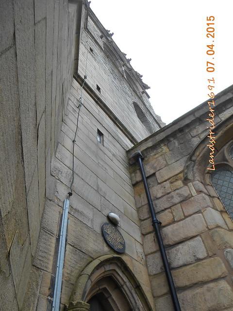 All Saints Church Wigan