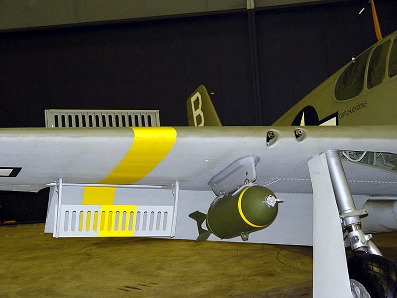 北アメリカのA-36A Apache3