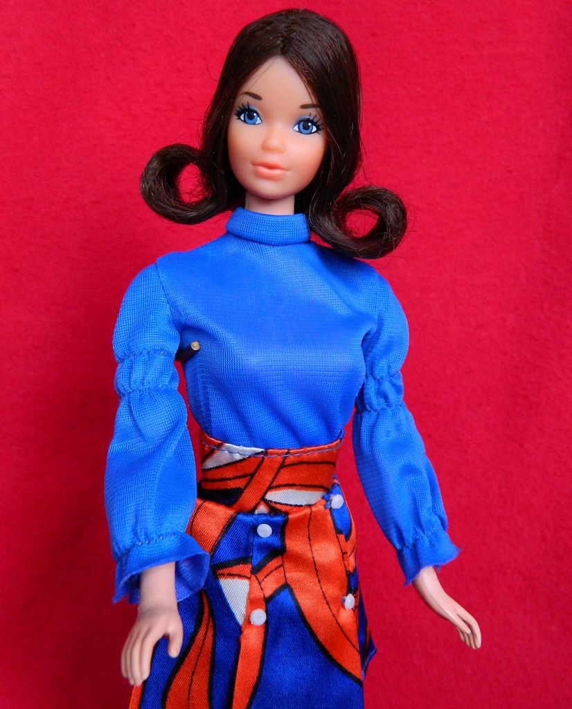 all american barbie